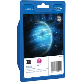 Brother Tinte LC-1280XLM magenta