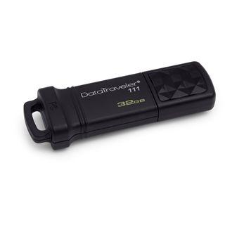 32 GB Kingston Data Traveler 111 schwarz USB 3.0
