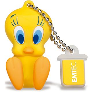 8 GB EMTEC Looney Tunes Tweety Figur USB 2.0