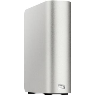 "4000GB WD My Book Studio Edition WDBCPZ0040HAL-EESN 3.5"" (8.9cm) USB 2.0/USB 3.0 silber"