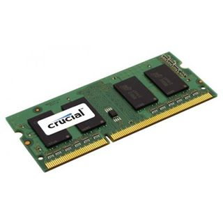 2GB Crucial Value DDR3-1333 SO-DIMM CL9 Single