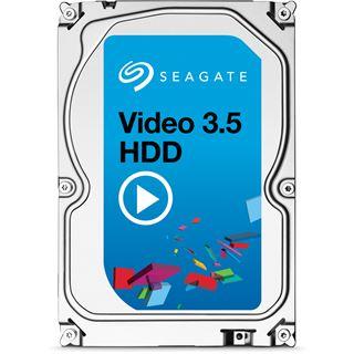 """4000GB Seagate Video 3.5 HDD ST4000VM000 64MB 3.5"""" (8.9cm) SATA 6Gb/s"""