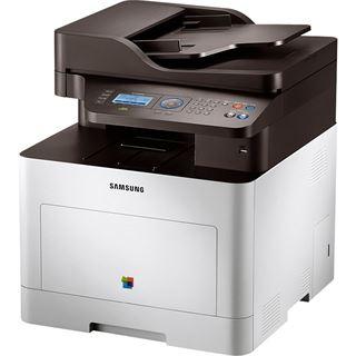 Samsung CLX-6260FD_P-CLX-4NXXJ11 Farblaser Drucken / Scannen / Kopieren / Faxen LAN / USB 2.0
