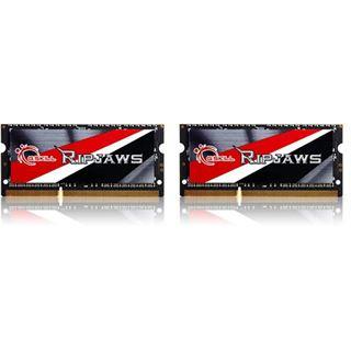 8GB G.Skill Ripjaws DDR3L-1600 SO-DIMM CL11 Dual Kit