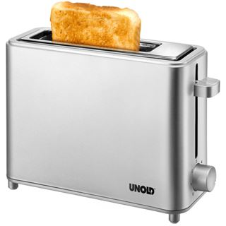 Unold Toaster One 38110 silber