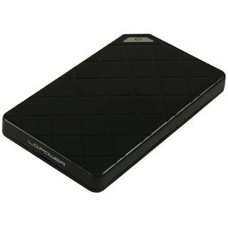 """LC-Power LC-25U3 Shockproof 2.5"""" (6,35cm) USB 3.0 schwarz"""