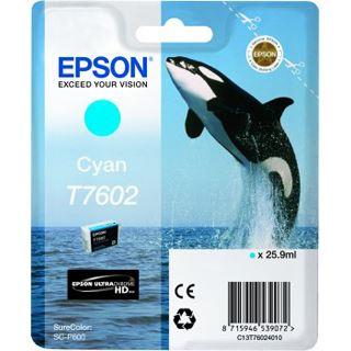Epson T7602 cyan