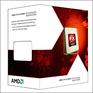 AMD FX Series FX-6300 6x 3.50GHz So.AM3+ BOX