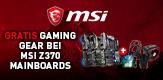 Gratis Gaming-Gear mit MSI